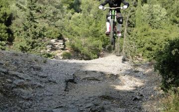 Mountain bike-Downhill