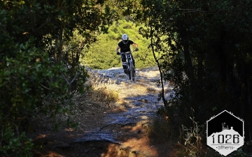 Mountain bike-Downhill_1