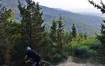 Mountain bike-Downhill_4